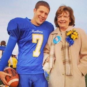 Matt Saracen and Grandma Friday Night Lights