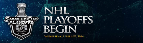 NHL Playoffs Banner